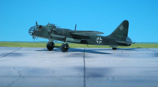 Dornier Do 417 V1