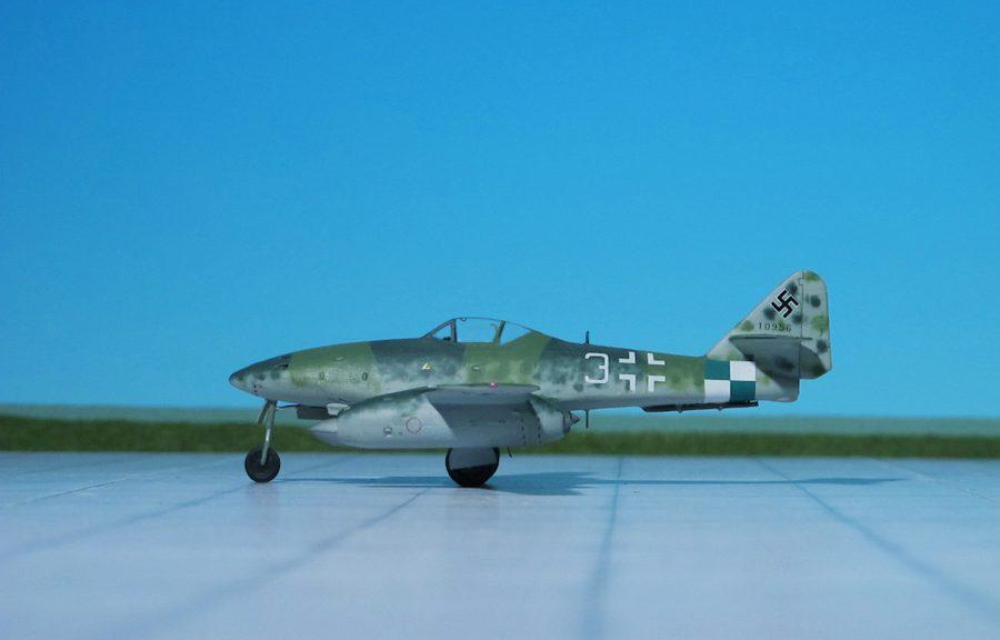 Messerschmitt Me 262C-1a 'Heimatschützer I' ('Home Protector I')