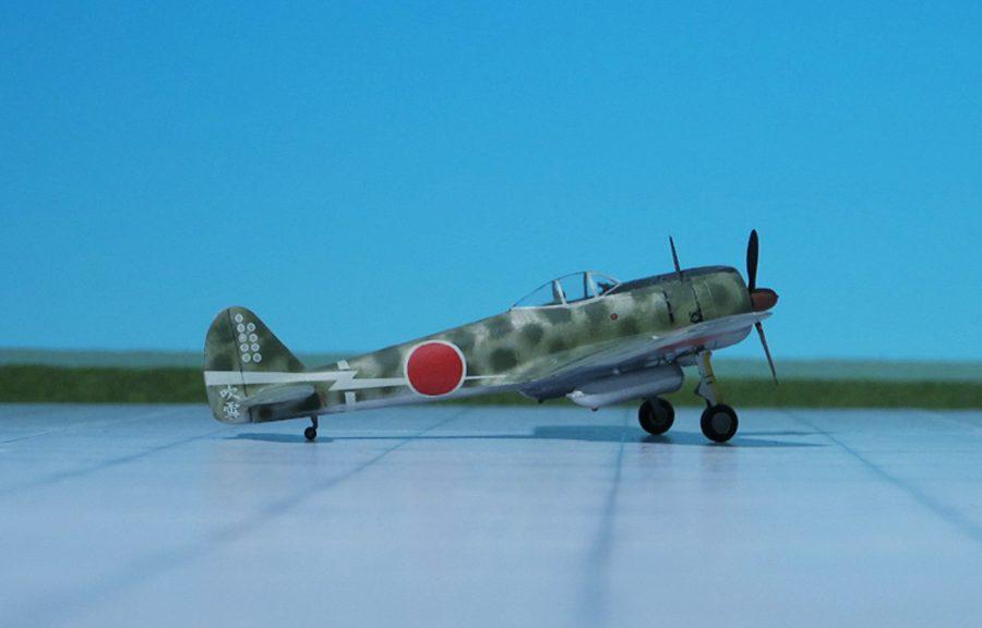 Nakajima Ki-43-II KAI 'Hayabusa',
