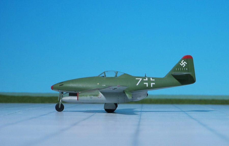 Messerschmitt Me 262C-3a 'Heimatschützer IV', (Home Protector IV')