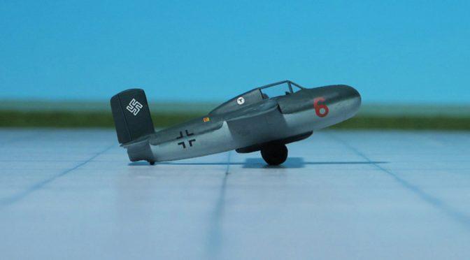 Messerschmitt Me P.1104/II