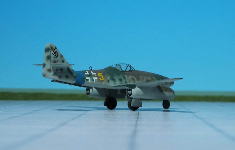 Messerschmitt Me 262C-2b 'Heimatschützer II',('Home Protector II')