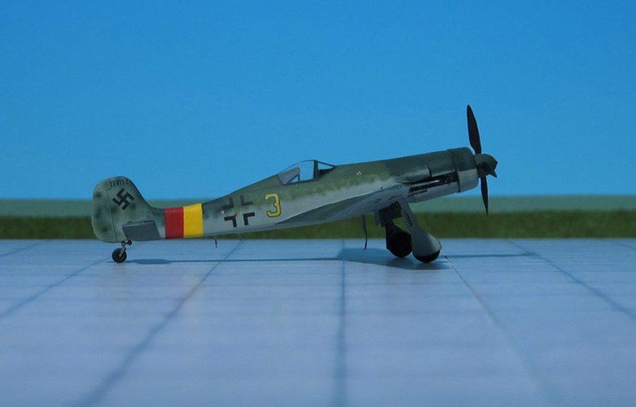 Focke-Wulf Ta 152H-0