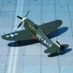 Republic P-47D-15-RA Thunderbolt, 61 FS, 56 FG