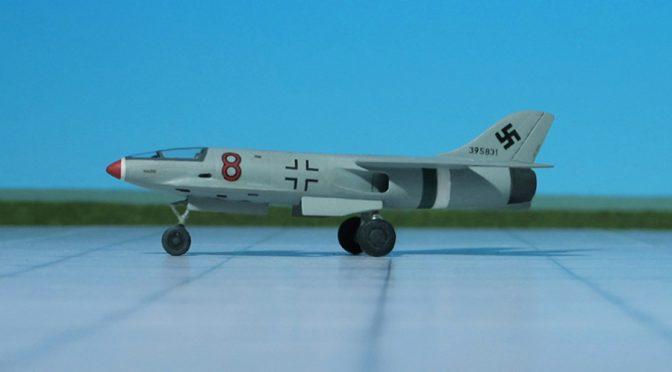 """Messerschmitt Me P.1110 """"Ente"""" (""""Duck"""")"""