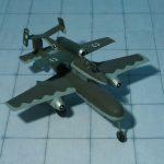 """Junkers Ju 268 with Heinkel He 162A-2 (""""Mistel 5"""", """"Mistletoe 5"""")"""