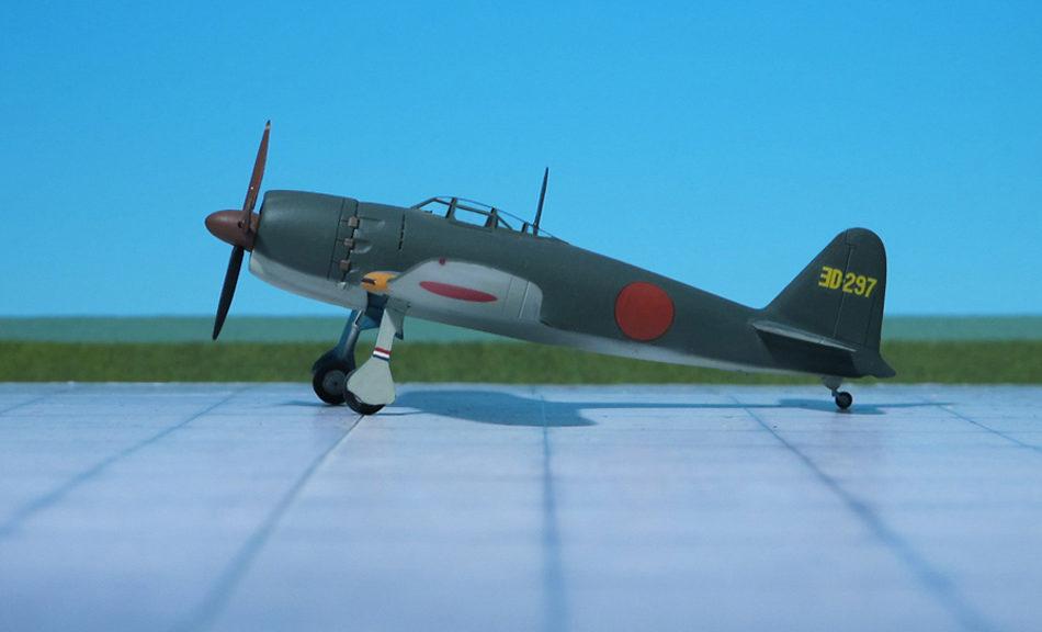 Mitsubishi A7M2 Reppū (Strong Gale, Sam), (MPM